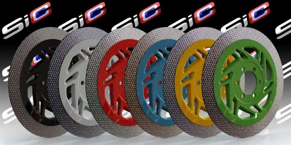video how its made kettle cycles carbon fiber siccc brake rotors. Black Bedroom Furniture Sets. Home Design Ideas