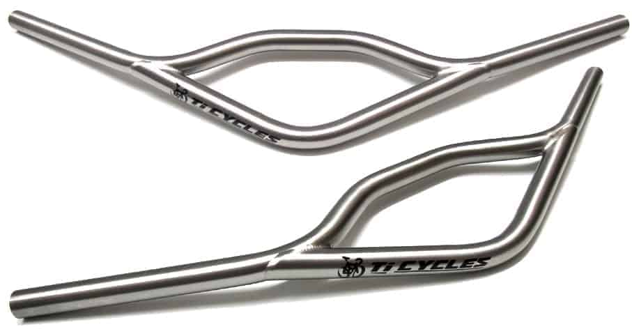 Bikes Handlebar Types Ti Cycles Halo Loop titanium