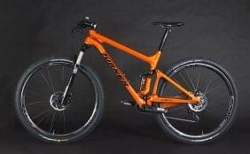 2013 Turner Czar orange carbon