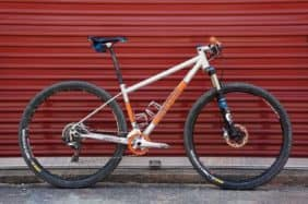 Sarif Cycle Worx custom 29 mountain bike