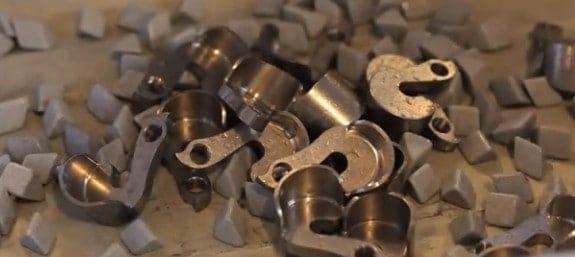 Paragon Machine Works titanium dropout