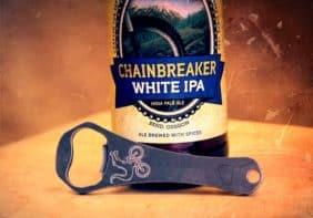 Moots titanium bottle opener