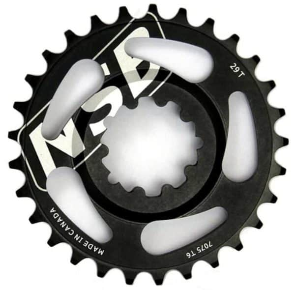 North Shore Billet SRAM spline chainring