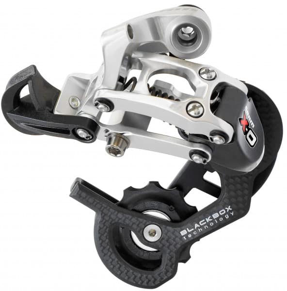 SRAM X0 9 speed rear derailleur