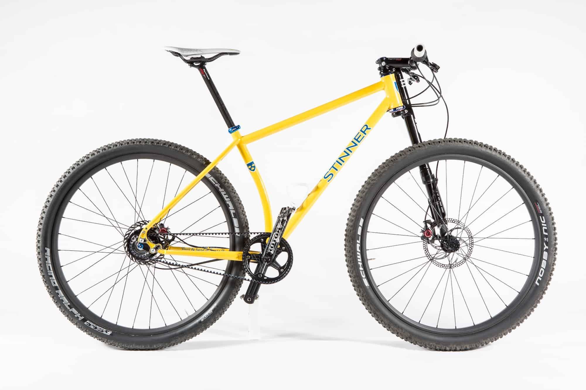 Bike Lust Independent Fabrication Rohloff 29er Stinner
