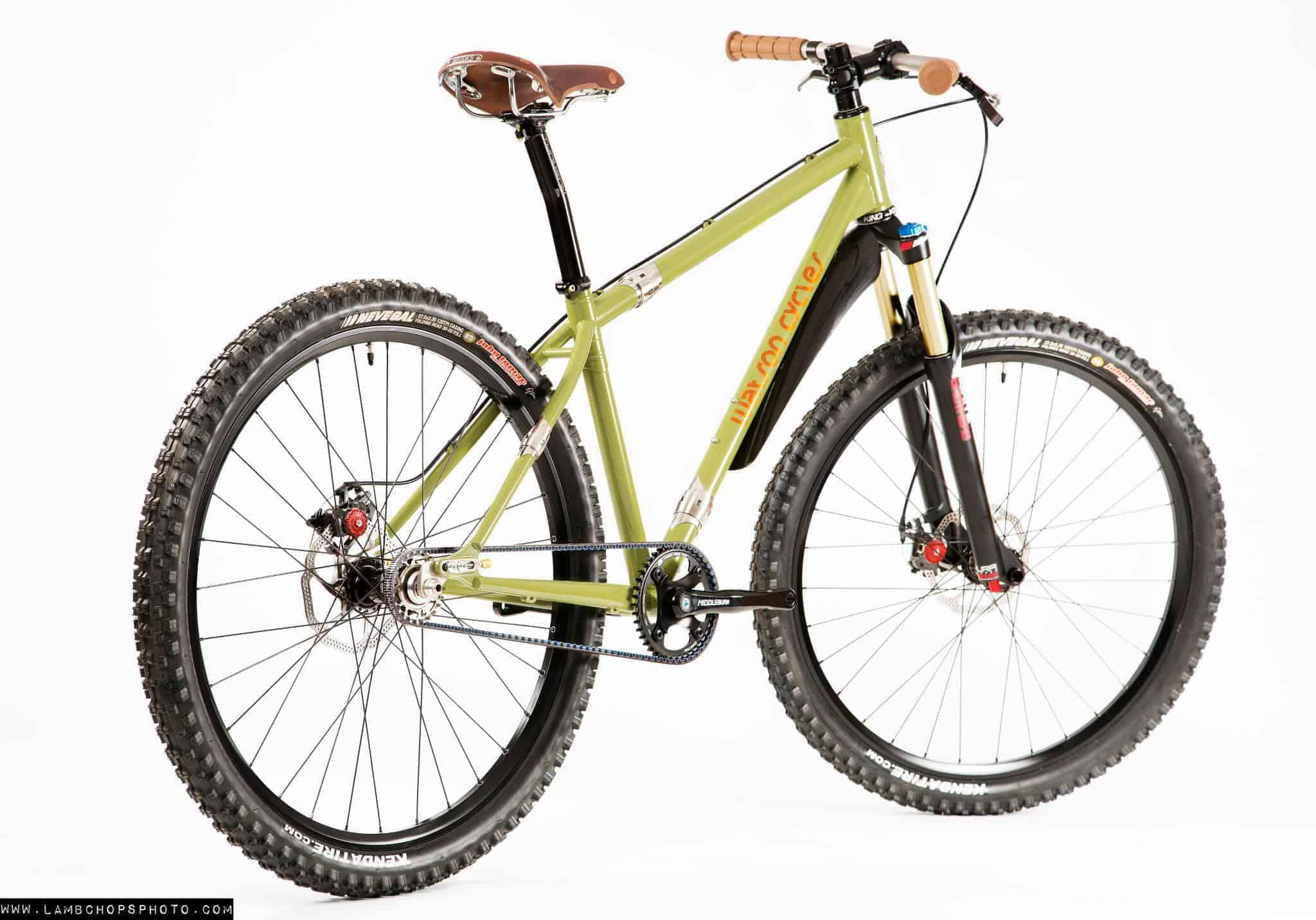 Bikes 27.5 Watson Cycles Runination