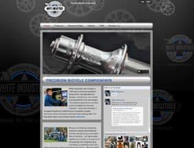 White Industries new website