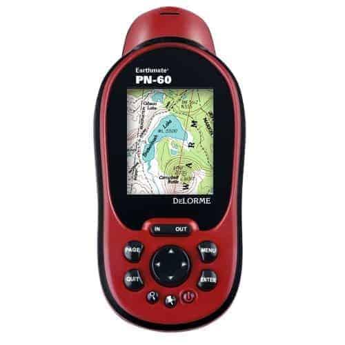 DeLorme PN-60 GPS