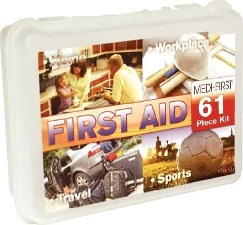 Medique first aid kit