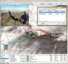 Topofusion software