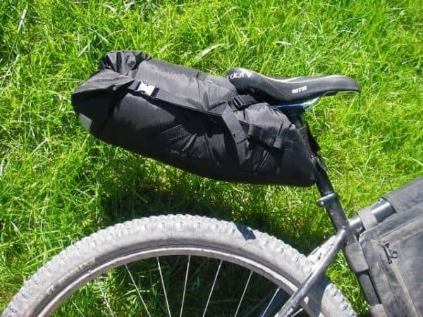 seat bag - Cleveland Mountaineering