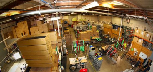 Intense Cycles Factory TourIntense Cycles Factory Tour