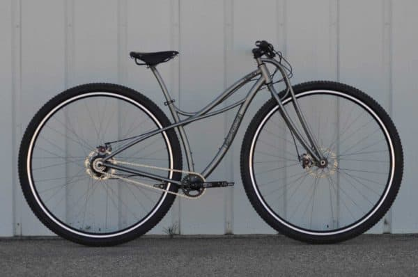 Black Sheep Titanium 36er