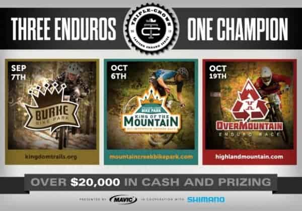 2013 Triple Crown Eastern Enduro Series
