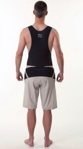 Dirt Baggies bib and outer shorts