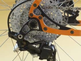 direct mount rear derailleur dropouts