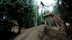 Hot Wheels Trail - Trestle Bike Park