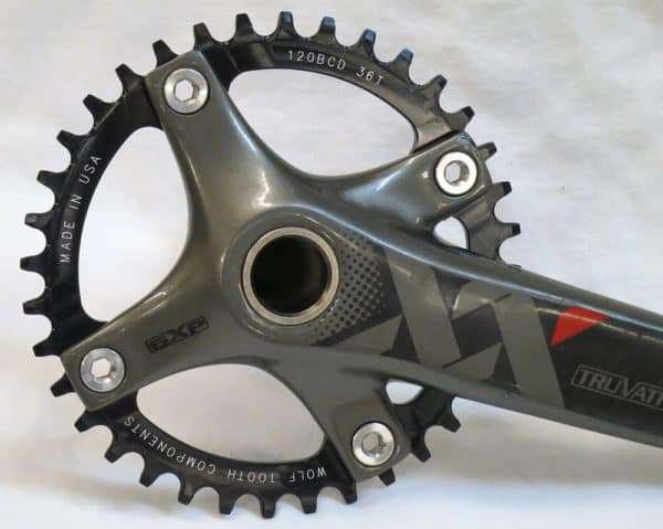 120BCD 36T chainring
