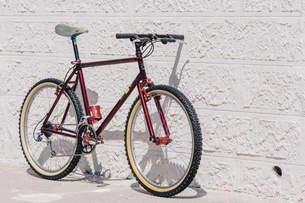Fat Chance vintage mountain bike
