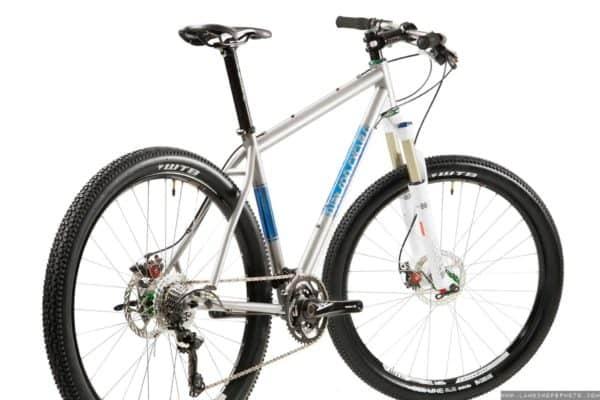 Watson Cycles titanium Ruination