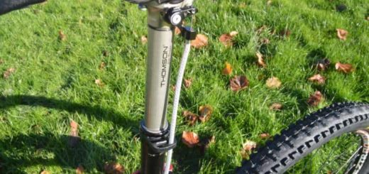 Thomson Elite Dropper seatpost review