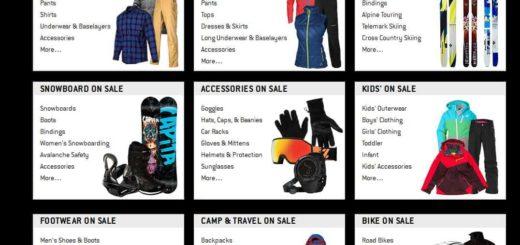 [Black Friday & Cyber Monday 2013] Backcountry.com Deals