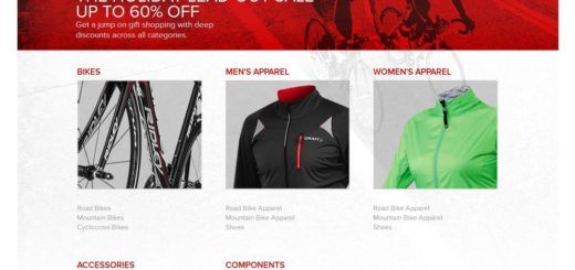 [Black Friday 2013] Competitive Cyclist 12 Days Of Deals