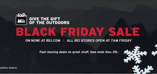 [Black Friday 2013] REI.com Deals