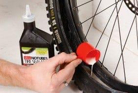 mountain bike tubeless