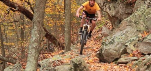 2000 Hours Trail Massanutten Virginia