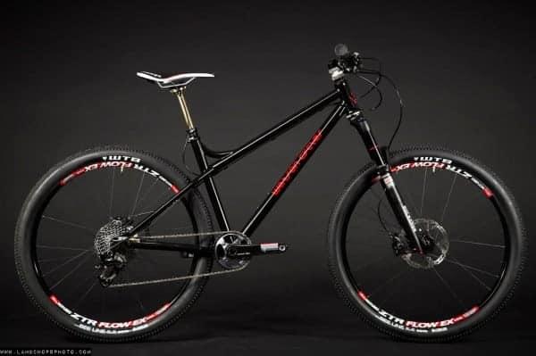 Watson Cycles 27.5 hardtail