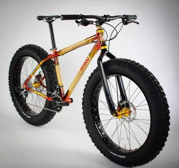 Boo Bicycles 2014 NAHBS Alubooyah Fat Bike