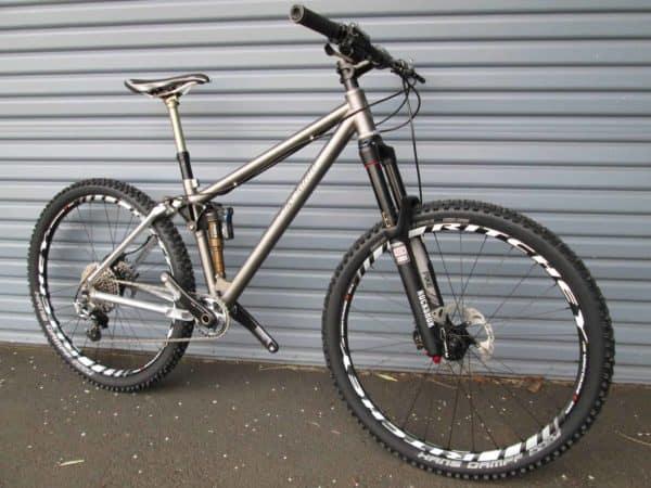 DeSalvo Titanium 650B