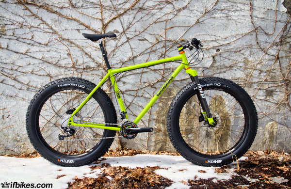 Independent Fabrication Chubby D-Lux fat bike