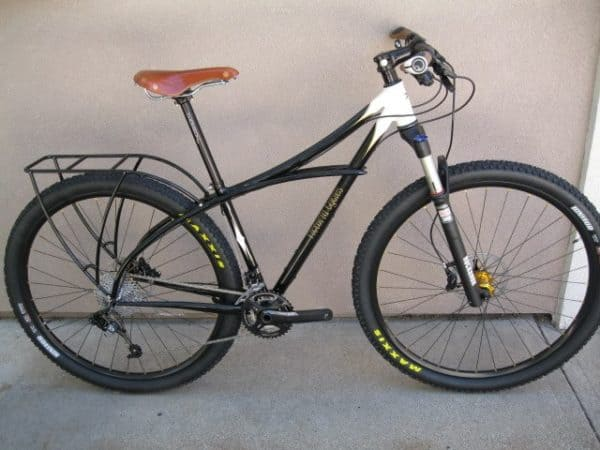 Victoria Cycles mountain bike