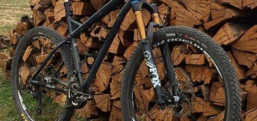 Chumba USA hardtail mountain bike