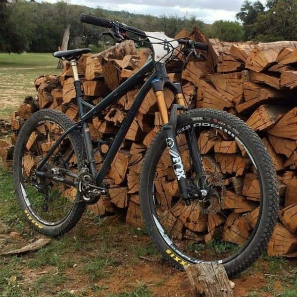 Chumba USA hardtail mountain bike