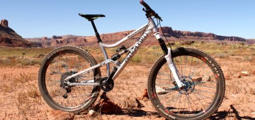 "Durango Moonshine 27.5"" mountain bike"