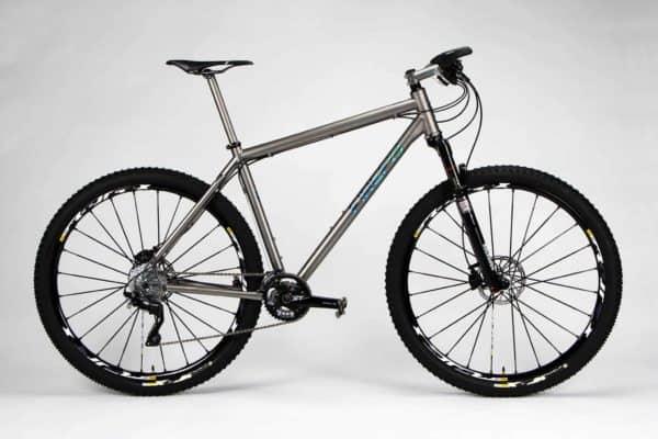 2015 Firefly titanium hardtail