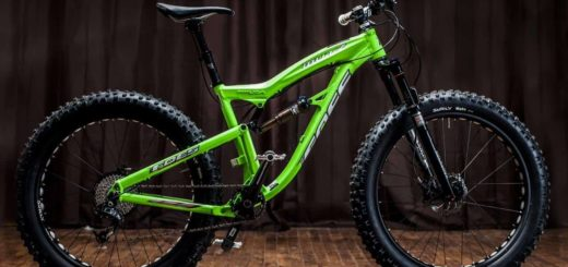 2015 Foes Racing Mutz Fat Bike