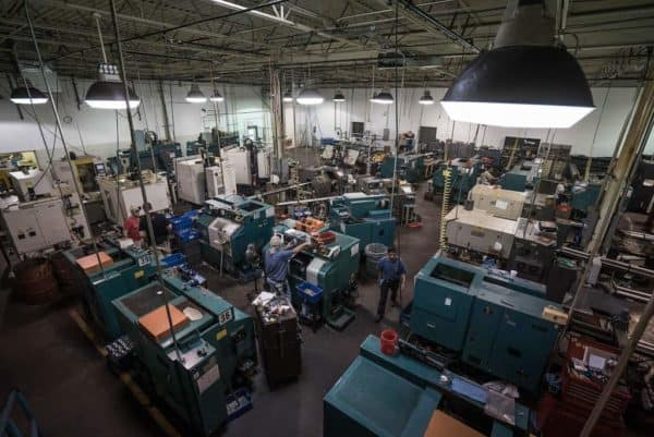 Industry Nine shop