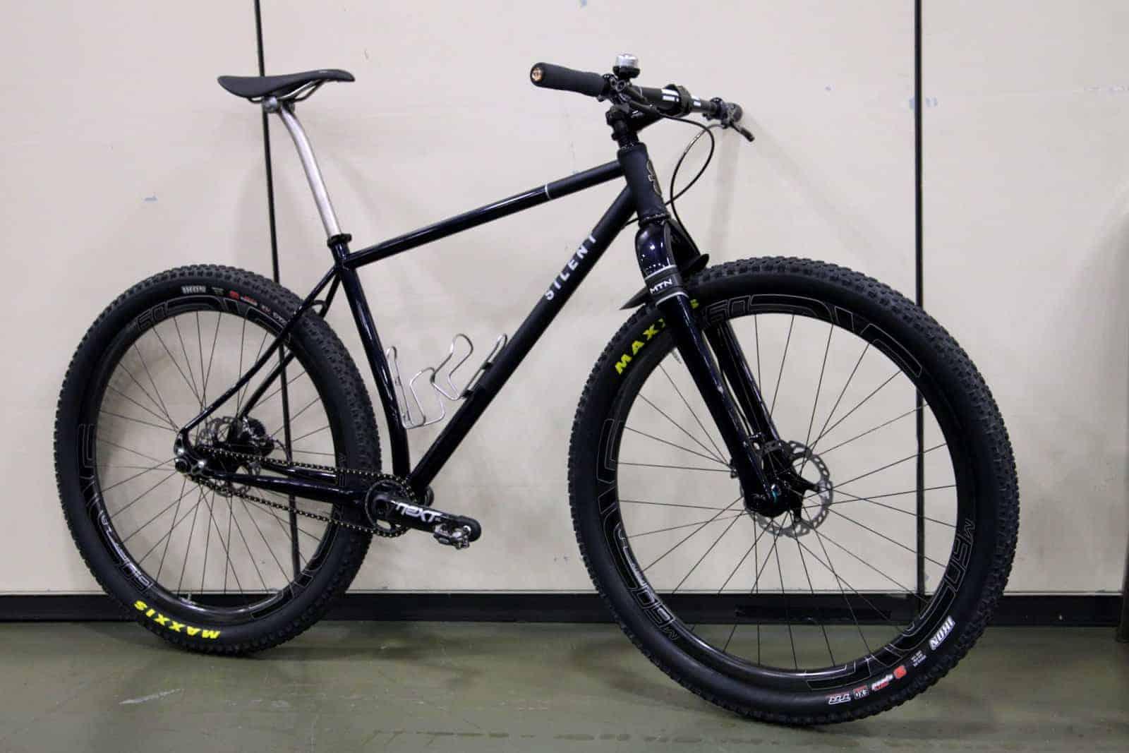 2015 Nahbs Silent Cycles 29er Rigid Mountain Bike