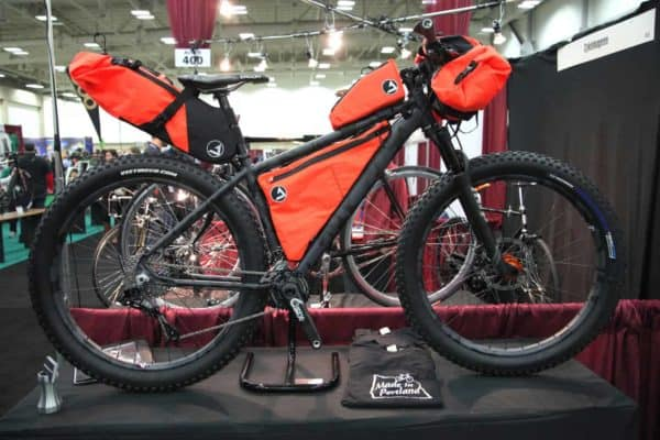 2015 Zen Fab Adventure Bike