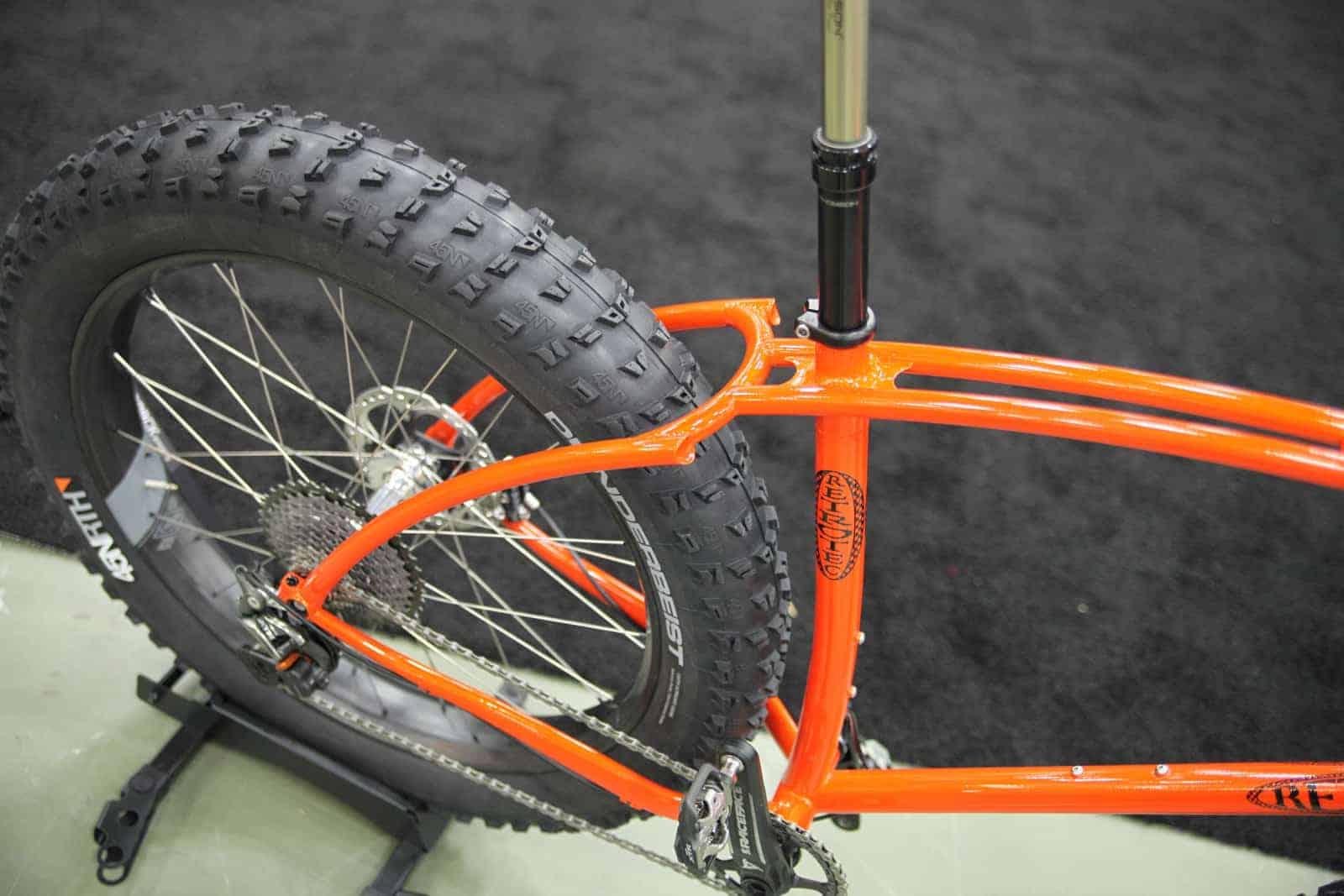 2015 Nahbs Retrotec Fat Bike And 29 Rigid