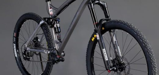 Strong Frames Full Suspension