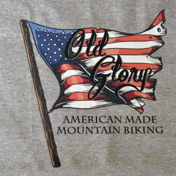 Old Glory MTB clothing