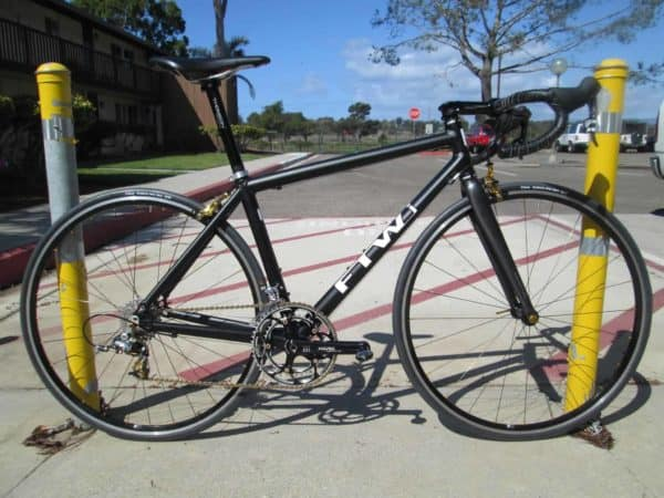 Frank also make some killer road frames