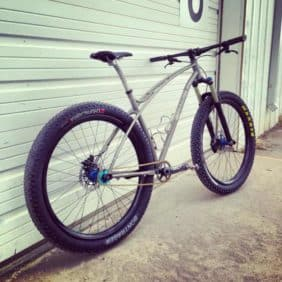 2015 Oddity Cycles 29+ singlespeed