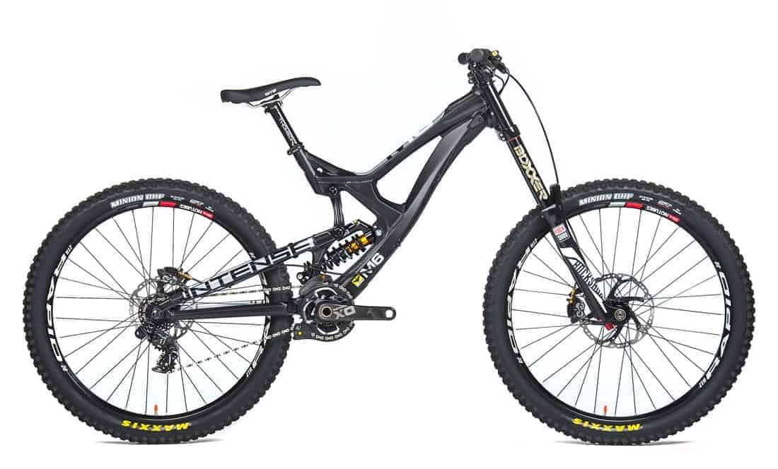 Bilder zu downhill cycles