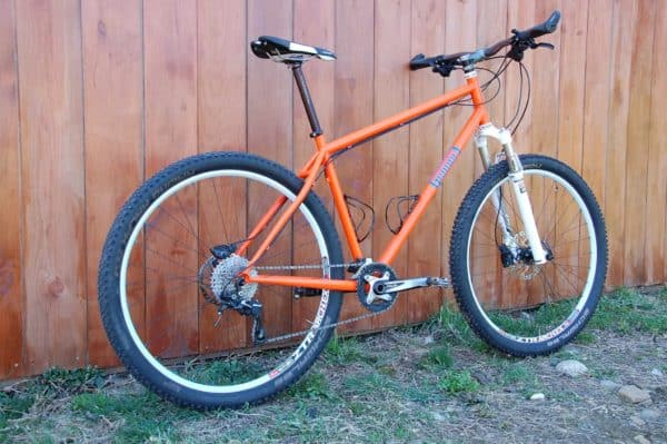 Graham Cycles Golden Graham 29er